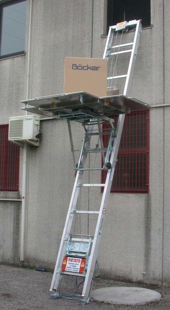 Consorzio c i m a autoscale e scale traslochi for Montacarichi usati
